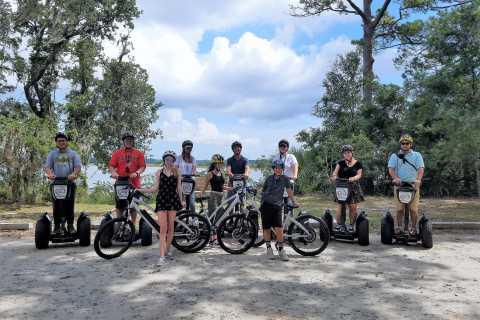 Savannah: Historic Downtown Guided e-Bike Tour