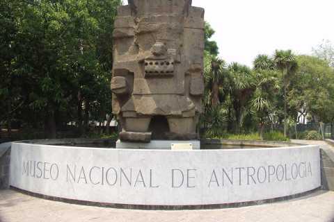 Tour por Ciudad de México y Museo de Antropología