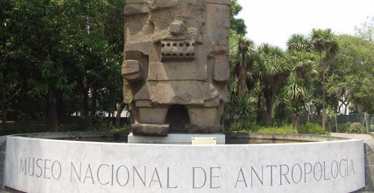 Mexico City Tour and Anthropology Museum