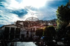 Da Cidade do México: Excursão Cuernavaca e Taxco com Almoço