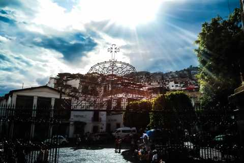 Cuernavaca et Taxco avec déjeuner de Mexico