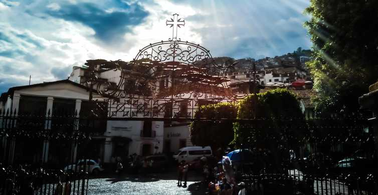 Cuernavaca and Taxco Tour with Lunch from Mexico City
