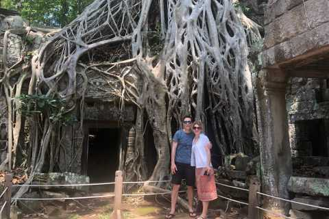 Angkor Region: 3-day Private Tour of Top Temples