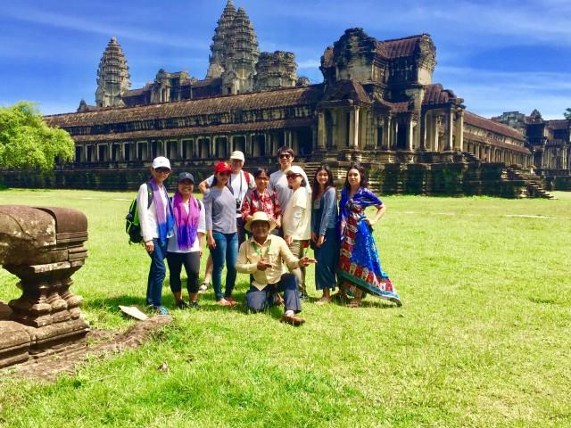 Siem Reap: Angkor Wat 5-Day Sightseeing Tour