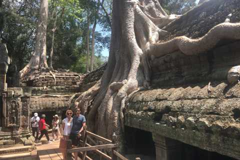 Siem Reap: 4-Day Angkor Wat and Beng Mealea Tour