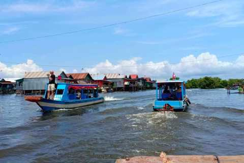 Siem Reap: Private 4-Day Angkor Wat and Phnom Kulen Tour