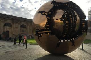 Privater Rundgang durch die Sammlung zeitgenössischer vatikanischer Kunst