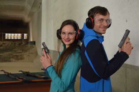 Prague: 2.5-Hour AK47 Shooting Range Experience