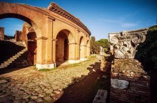Ostia Antica: Führung mit einem ortskundigen Archäologen