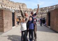 Rom: Kolosseum, Forum Romanum und Palatin Private Tour