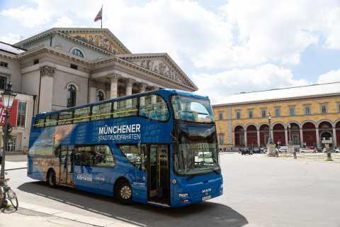 Monaco di Baviera: tour hop-on hop-off Express di 24 ore