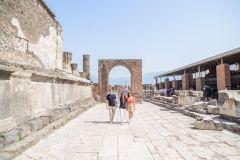 Pompeia: Excursão em Grupos Pequenos c/ Arqueólogo