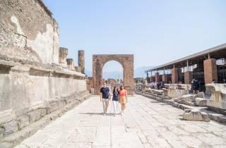 Pompeji: Kleingruppen-Tour in Begleitung eines Archäologen