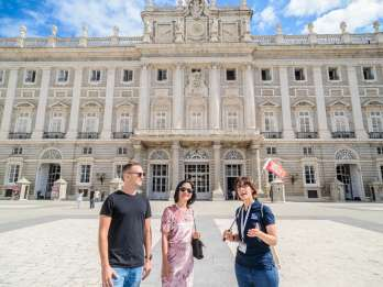 Madrid: Führung ohne Anstehen im Palacio Real