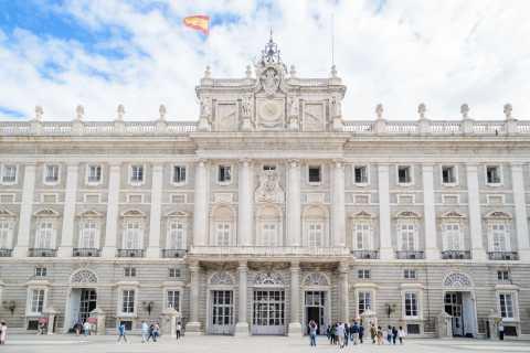 Мадрид: экскурсия по Королевскому дворцу, проход без очереди