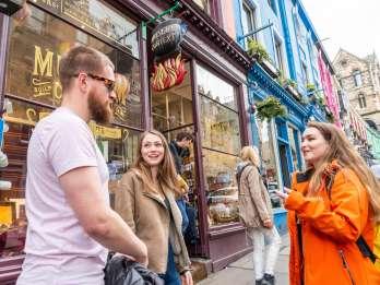 Edinburgh: Rundgang auf den Spuren von Harry Potter