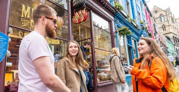 Edinburgh: Harry Potter Magical Guided Walking Tour