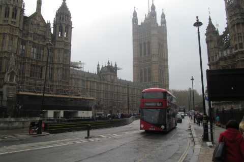 Londen: Best of London Day Tour met publunch