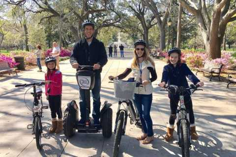 From Savannah: Tybee Island Guided e-Bike Tour