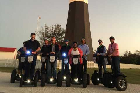 From Savannah: Tybee Island Guided Segway Tour
