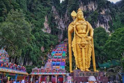 Grotte di Batu: tour di mezza giornata da Kuala Lumpur