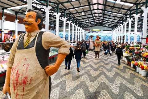 Lisbon: Guided Setúbal History and Fish Market Tour