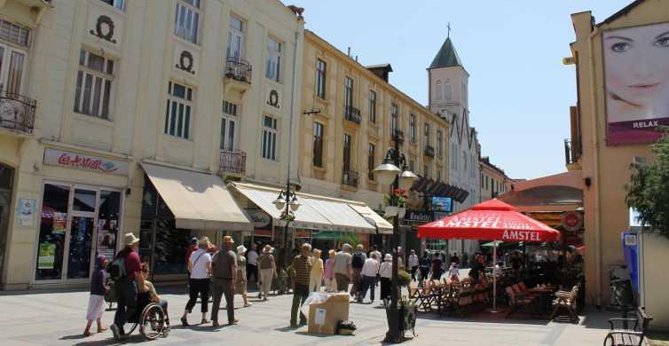 Traslado de Skopje a Ohrid con parada en Bitola