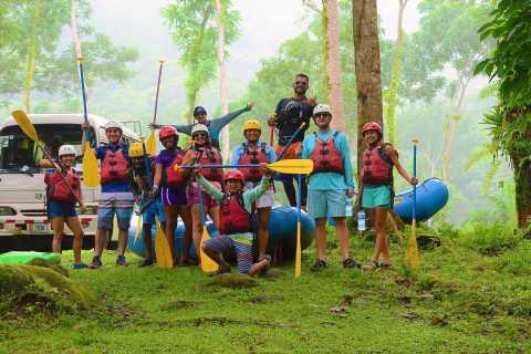 Jaco: Naranjo River Rafting