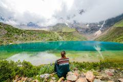 Cusco: Excursão de 1 Dia à Lagoa Humantay com Refeições