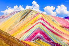 Montanha Vinicunca: Excursão de 1 Dia saindo de Cusco