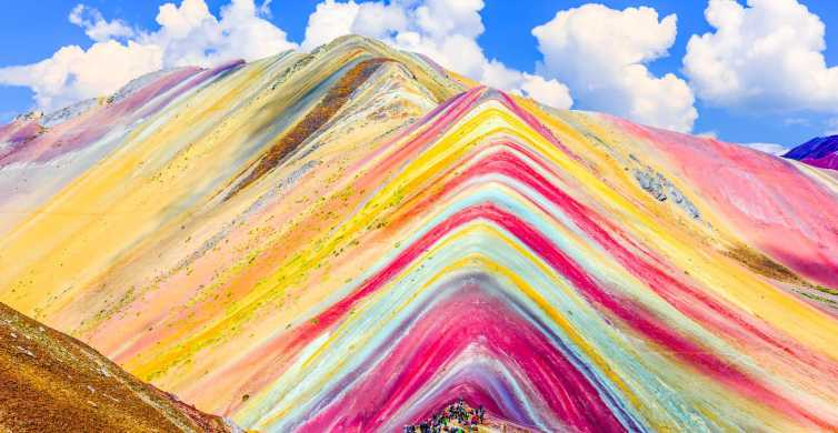 Cusco: Full-Day Tour to Rainbow Mountain