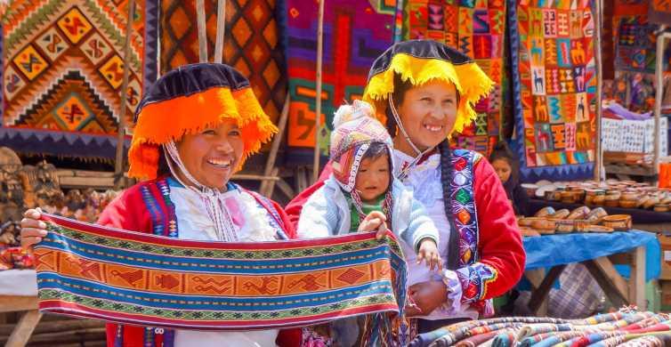 Desde Cuzco: tour histórico de 1 día al Valle Sagrado