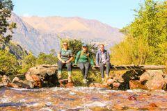 Cusco: Trilha 4 Dias Lares a Machu Picchu c/ Trem Turístico