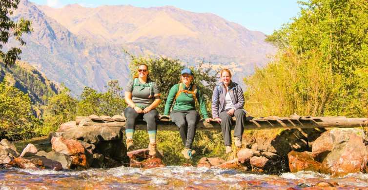 Machu Picchu: 4jours de trek de Lares avec train