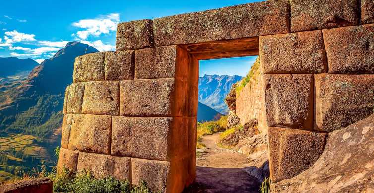 Cusco: Full-Day Tour of The Sacred Valley With Lunch