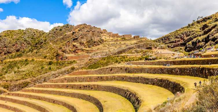 From Cusco: Full-Day Sacred Valley Tour with Lunch