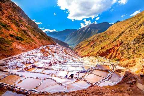 From Cusco: Maras and Moray 6-Hour Tour
