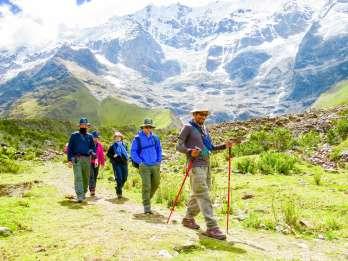 Ab Cusco: 5-tägige Salkantay-Treckingtour zum Machu Pichu