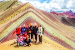 De Cusco: Caminhada de 1 Dia a Vinicunca com Refeições