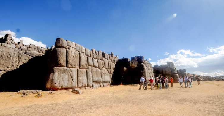 Cuzco: demi-journée de visite de la ville et de sites incas
