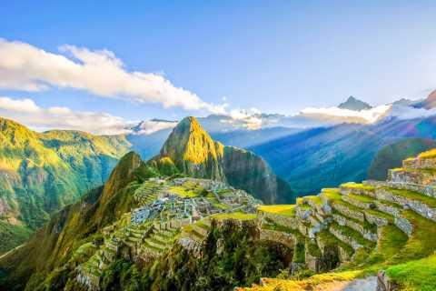 Machu Picchu: visite guidée de 2h en petit groupe