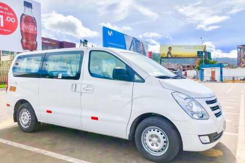 Transfert aller simple à l'aéroport de Cusco