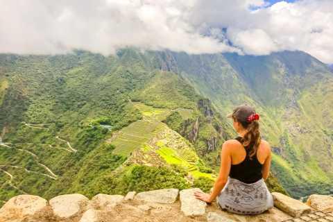 Entrada a Machu Picchu y Huayna Picchu