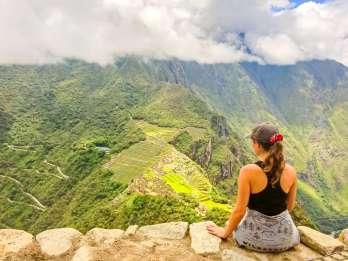 Machu Picchu und Huayna Picchu: Eintrittskarte