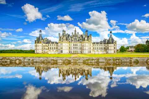 Chambord Castle: Private Guided Walking Tour