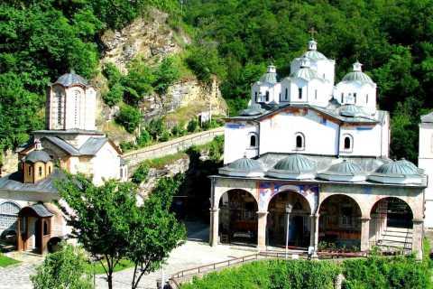 From Sofia: Serbia and Macedonia Trip