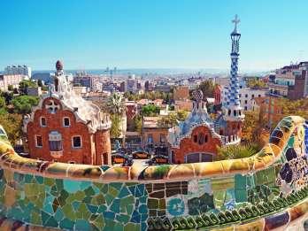Barcelona & Montserrat: Highlight-Tagestour mit Abholung