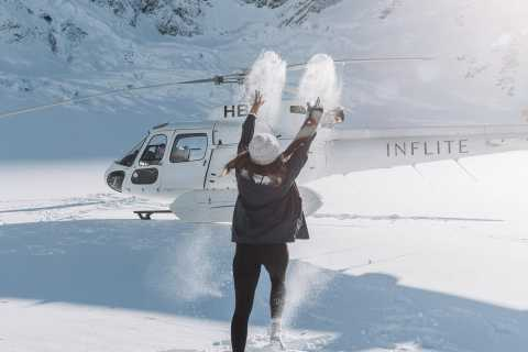 Mount Cook: Scenic Helicopter Flight with Alpine Landing