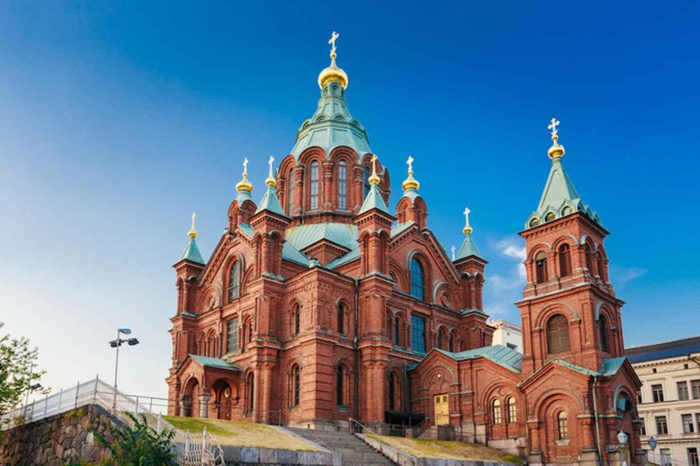 Helsinki: Sightseeing-Führung mit Freizeit
