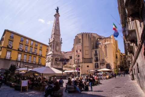 Private Minivan Transfer from Naples to Sorrento